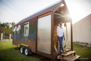 Tiny house trend comes to New Orleans: Could you live in 140 square feet?