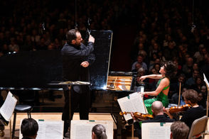 Yuja Wang, Boston Symphony Orchestra at Boston's Symphony Hall (Feb. 14, 2019)
