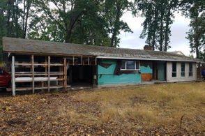 "Here's a gallery of Portland area homes on the market or recently sold that were touted as needing care and much repair such as 352 NE Enyeart Place in Hillsboro that sold for $307,125 in December 2018. The single-level house, built in 1965, has three bedrooms, two bathrooms and 2,020 square feet of living space ($152 a square foot). ""Home is a major fixer,"" says listing agent Brian Flatt of Legacy Realty Group"