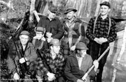 Vintage photos show what deer hunting used to look like in Michigan