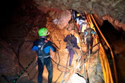Entire Thai soccer team, coach rescued from flooded cave