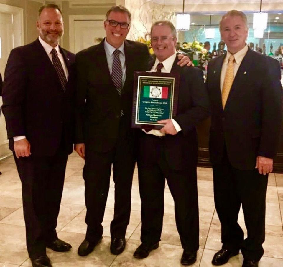 The Italian Club of Staten Island Foundation presents