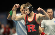 Rutgers' Nick Suriano reaches 2018 NCAA wrestling final with historic win