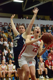 Hampshire girls basketball falls to Archbishop Williams in D-III state championship, maintains confidence for future (photos)