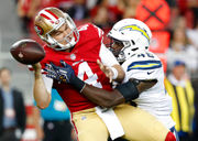 State NFL roundup: Chris Landrum bags 2 sacks for Chargers