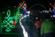 Even bigger Nite Lites display bringing cheer to holiday season