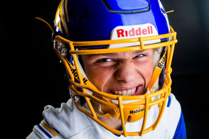 Silvas, who was the starting QB on the junior varsity last season, is part of a group of young players who will be on Kearsley's varsity. The Hornets don't have a lot of returning players from Forr's first Kearsley team, which finished with a 2-7 record. So that means the Hornets have no choice but to be young. Joining Silvas in the starting lineup will be two other sophomores, wide receiver/strong safety Conner Cooper and wide/receiver linebacker Jace Chapman. Junior Joe Brulla returns as a two-way starter on the line.