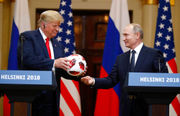 Trump says he believes Putin, not U.S. intel, on election meddling