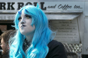 The event featured 200-plus vendors, 10 food trucks, live music, live tattooing and costume contests.
