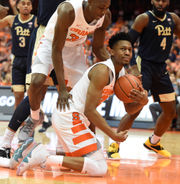 Best and worst from Syracuse basketball's win over Pittsburgh