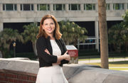 Tania Tetlow grew up on Loyola's campus. Now she's made history as its new president.