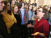 Student advocates point the way: Letter to the editor