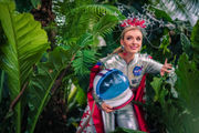 Miss Alabama on her astronaut costume: 'It's pretty crazy, but I love it'