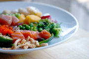How to build a great poke bowl: Mix and match for health