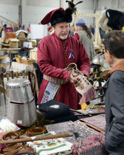 Northeast Reenactors Fair offers a look back in time at the Eastern States Exposition (photos)