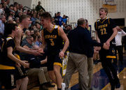 Ithaca holds off Valley Lutheran in TVC West 'non-championship' showdown