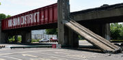 Extreme heat caused partial collapse of Syracuse railroad bridge, officials say