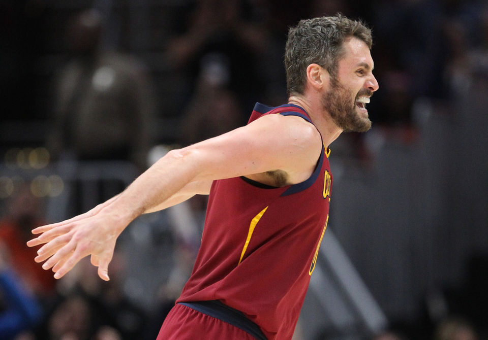 Cleveland Cavaliers: Kevin Love, JR Smith, two-way options and other things seen and heard at summer league