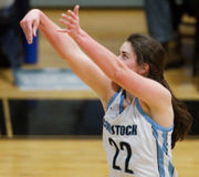 Kalamazoo-area basketball roundup: White Pigeon's Claycee West joins 1,000-point club