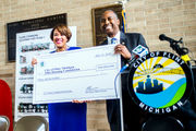 HUD Secretary Ben Carson presents Flint with $30 million housing grant