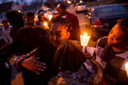 Flint mother grieves 16-year-old son killed in shooting