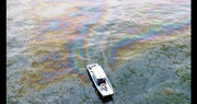 A 14-year-long oil spill in Gulf of Mexico verges on becoming one of the worst in US history