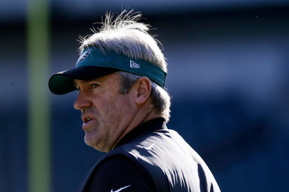 online store 6babe 6454a NFL playoff picture  Seahawks beat Chiefs, so Eagles last hope for NFC wild  card involves Minnesota Vikings, Washington Redskins