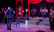 Lusher Charter School theatre department presents Chicago, the high school edition, at the UNO Nims Theatre, photos