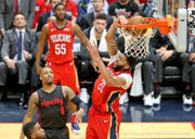Time to sweep? Pelicans look to close playoff series vs. Portland