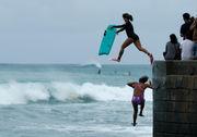 Hurricane Lane brings torrential rains to Hawaii