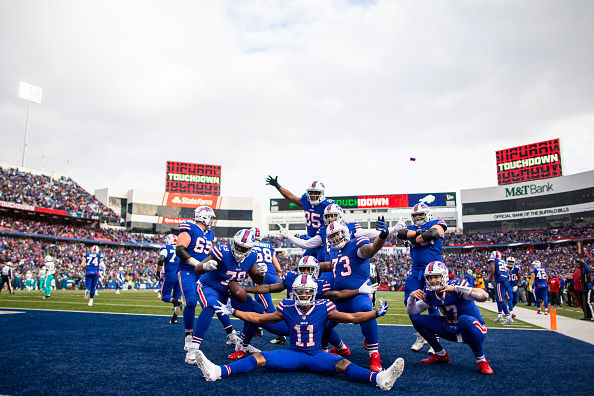 Buffalo Bills Depth Chart A Look At The Roster Before 2019 Nfl Draft