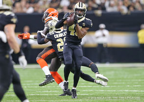 Photos from Sunday's game at the Mercedes-Benz Superdome.