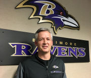 NFL Draft first duty for Bay City's T.J. Weist as Baltimore Ravens assistant