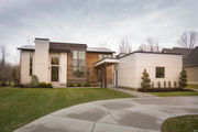 Avon Lake contemporary with hip vibe asks $975k: House of the Week