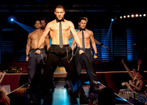 "'MAGIC MIKE' REDUX   The bad news: no Channing Tatum or Matthew McConaughey. The good news: lots of hot, non-famous dudes. ""Magic Mike Tour,"" 8:30 p.m. Nov. 20 SideTracks Music Hall, 415-E Church St., $25 - $50, ticketfly.com"