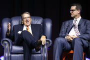 Jim Harbaugh praises Lloyd Carr during roast: 'One of the greatest of all time'