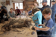 See photos from FORESTival, a celebration of art and nature at A Studio in the Woods