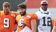 Why Baker Mayfield didn't start sooner and Josh Gordon was traded: Mary Kay Cabot