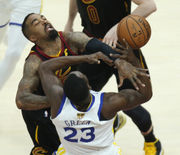 Kevin Durant wins duel with LeBron James as Cavaliers fall into 3-0 hole: Bill Livingston