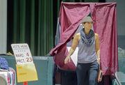 Voter registration deadline nears for November elections