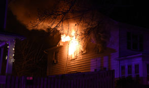 Fire did significant damage to a home Dec. 6, 2018, in the 300 block of Pennsylvania Avenue in Pohatcong Township.