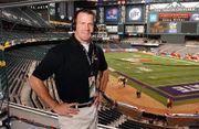 Chris Gedney among Syracuse LetterWinners of Distinction