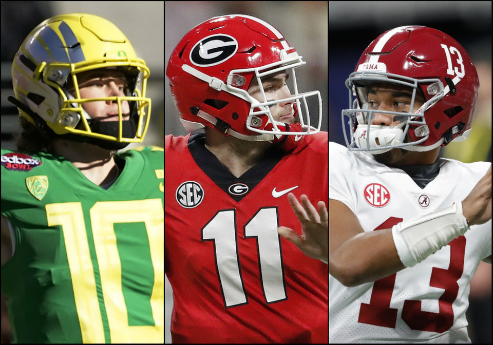 Who Had The Best Nfl Draft 2020 NFL mock draft 2020: Tua Tagovailoa, Justin Herbert and 32