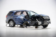 Ford Explorer, Jeep Grand Cherokee score poor grades in recent SUV crash tests