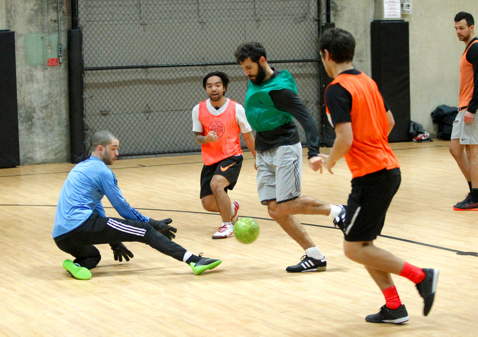 Diego Valeri Zarek Valentin among Portland Timbers using futsal to stay sharp during offseason