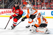 Devils' lines, pairings vs. Flyers (1/12/19) | Mackenzie Blackwood, Marcus Johansson return
