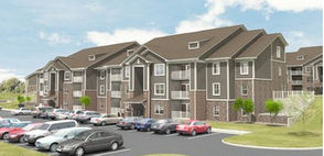 """A $19 million modern apartment complex for low-income residents in Birmingham's Oxmoor Valley is now complete. The 120-unit """"Park at Sydney Drive"""" complex is a partnership between Hollyhand Development and the Housing Authority of the Birmingham District."""