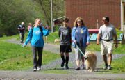 Easton dog park opening helps kick off Lehigh Valley trail challenge (PHOTOS)