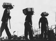Vintage photos of workers and jobs in N.J.