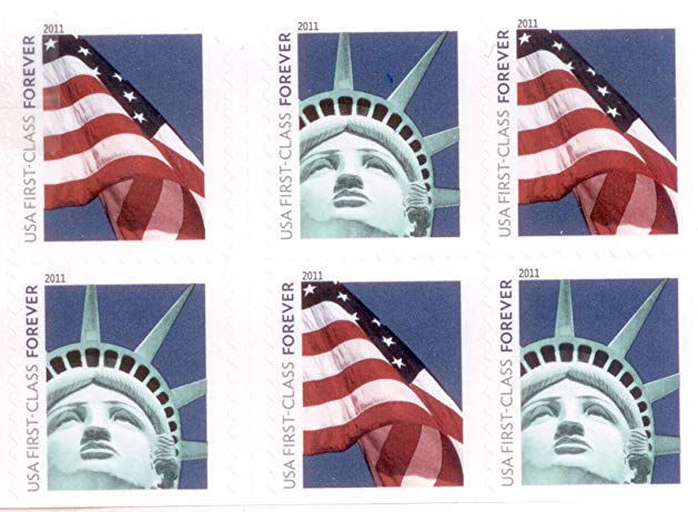 Price of us stamp 2019